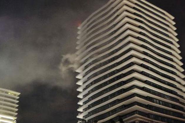 Zorlu Center'da Yangın 1 Kişi Öldü