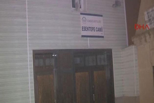 Başkent'te Camide Patlama: 1 Ölü, 3 Yaralı!