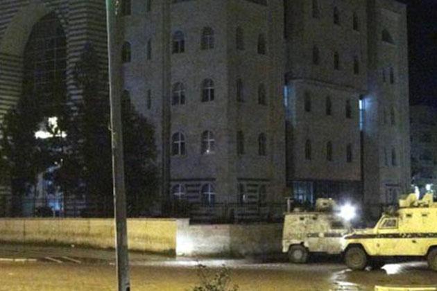 Şırnak'ta Kaymakamlığa Roketatarlı Saldırı!