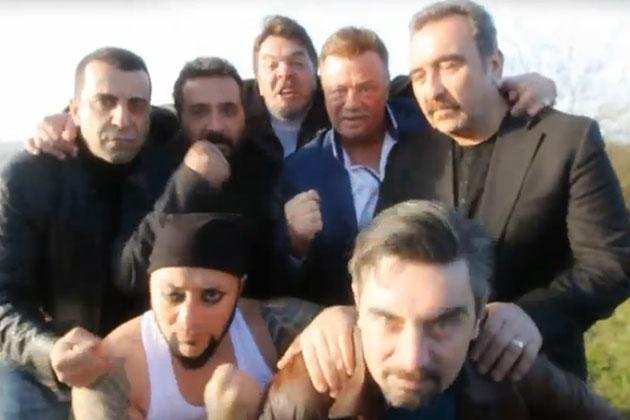 Beyaz'dan Candan Erçetin'e 'Kapak' 17.01.2014