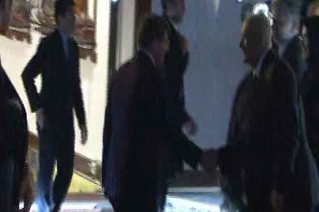 Başbakan Davutoğlu Nişan Törenine Katıldı!