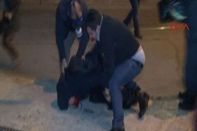 Kadıköy'de Ali İsmail Korkmaz Protestosu!