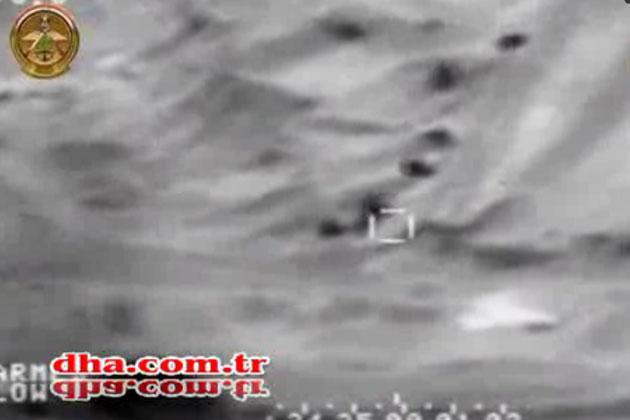Onlarca IŞİD Militanı Böyle Öldürüldü!