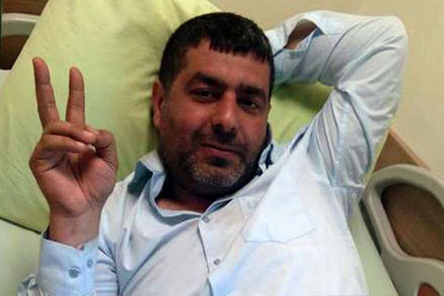 Suriye'den Ateşlenen Kurşunla Yaralandı!