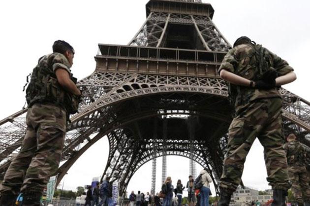 Paris'te Film Çekimleri Yasaklandı!