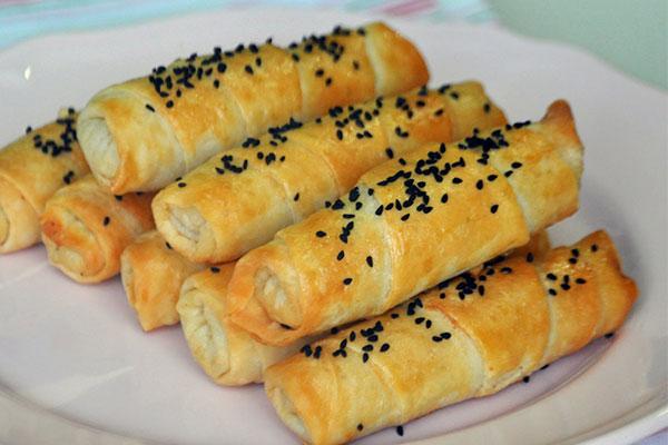 Çıtır Börek Nasıl Yapılır - Çıtır Börek Nasıl Pişirilir - Patatesli Çıtır Börek Tarfifi