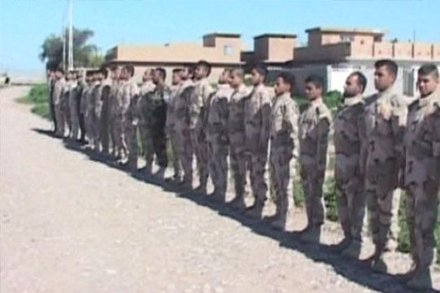Irak'ta IŞİD'e Karşı Yeni Ordu Kuruldu