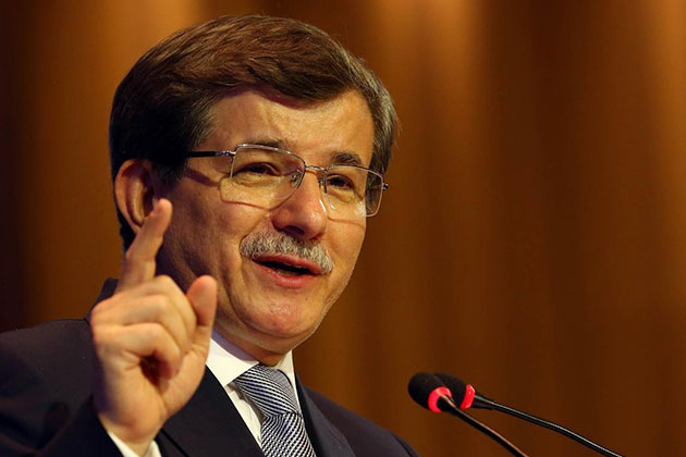 Başbakan Davutoğlu 8 Mart Kadınlar Günü Hakkında Konuştu