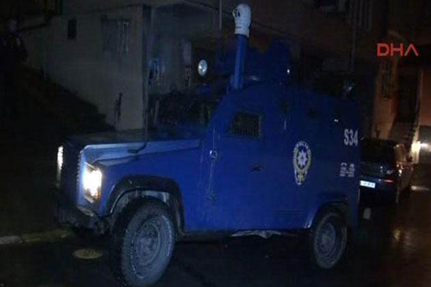 Kadıköy'de Hırsızlar Polise Ateş Açtı: 1 Polis Yaralandı