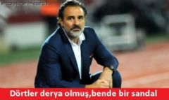 Galatasaray - B.Dortmund Maçı Capsleri