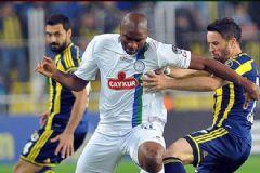 Fenerbahçe-Çaykur Rizespor Maç Sonucu: 2-1