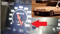 4 Vitesli Şahin'le 240 KM Hız Yaptılar!