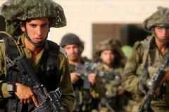 İsrail Filistin'e Girdi!