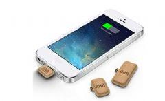 Yeni Tasarım iPhone Harici Şarj Aleti