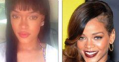 Rihannaya Çok Benziyor