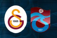 Galatasaray-Trabzonspor Maçı