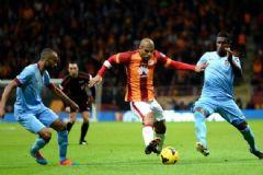 Galatasaray-Trabzonspor Maç Sonucu: 0-3