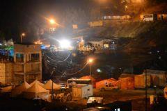 Ermenek'teki Madende İstinat Duvarı Çöktü!