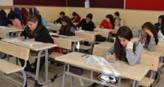 2014-2015 TEOG Sınavının İlk Ayağı Bugün Yapıldı