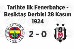 Beşiktaş-Fenerbahçe Derbisi