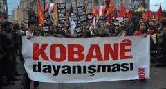 Kobane Yürüyüşü Polis Engeline Takıldı