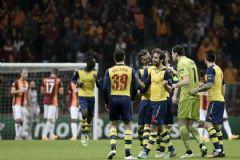 Galatasaray-Arsenal Maç Sonucu: 1-4