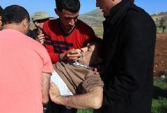 İsrail Askeri Filistinli Bakanı Öldürdü