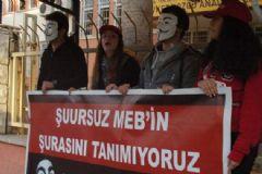 Osmanlıca'yı Protesto Ettiler!