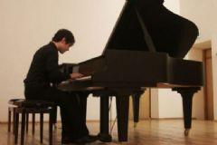 'Piyano Dehası' Dereceye Giremedi!