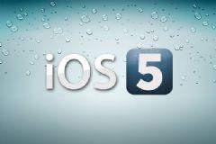 iOS 5 mobil cihazlarda neyi değiştirdi?