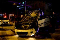 Batman'da Polis Aracı Devrildi: 3 Yaralı!