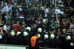 Engin Ataman Maçta Çıldırdı!