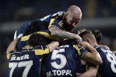 Fenerbahçe- Mersin İY Maç Sonucu: 1-0