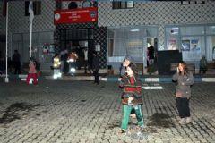 Şırnak'ta Öğrenci Yurdunda Yangın!