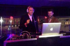 Fikret Orman DJ Kabininde