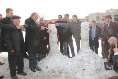 Oktay Vural'dan Kardan Adamlı Protesto