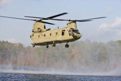 Cumhurbaşkanlığı Sarayı'na Ağır Yük Helikopteri Tahsis Edilecek