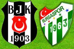 Beşiktaş-Bursaspor Maçının Stadı Belli Oldu!