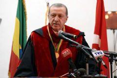 Erdoğan: 'İslam'da Böyle Bir Şey Yok'
