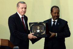 Erdoğan'dan Somali'ye TOKİ Müjdesi