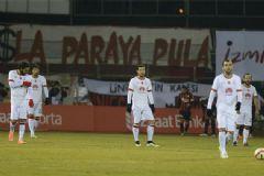 Eskişehirspor-Galatasaray Maç Sonucu: 1-0