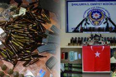Şanlırurfa'da KCK Evine Baskın Düzenlendi!
