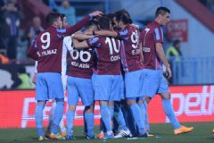 Trabzonspor-Suat Altın İnşaat Kayseri Erciyesspor Maç Sonucu: 2-1