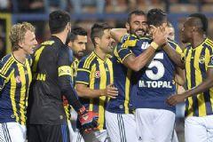 Kardemir Karabükspor-Fenerbahçe Maç Sonucu: 1-2