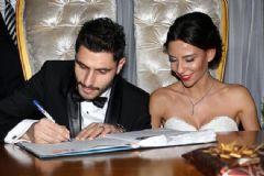 Özer Hurmacı Evlendi
