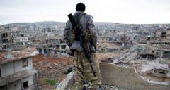 IŞİD Kobani'den Geri Çekildiğini Duyurdu