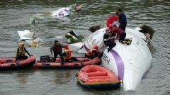 Tayvan'da Yolcu Uçağı Nehre Düştü: 9 Ölü