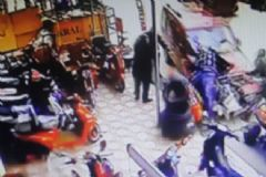 Sinop'taki Trafik Kazası Güvenlik Kamerası Görüntüledi!