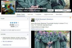 Adana Büyühşehir Belediyesi'nin Facebook Hesabını PKK Hackledi!