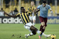 Fenerbahçe-Trabzonspor Maç Sonucu: 0-0